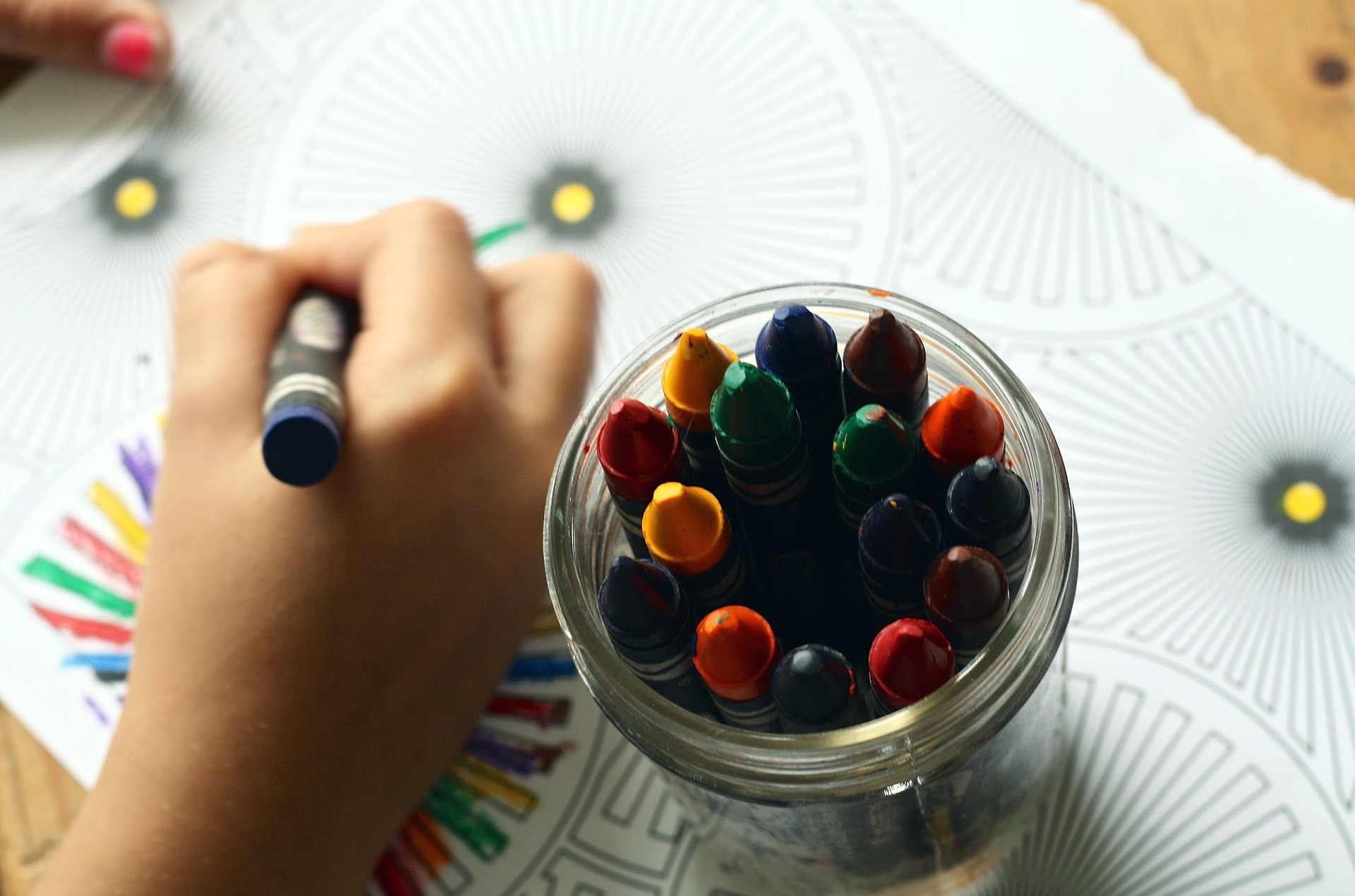 Private schools offer students more creative activities and one-on-one time with teachers than public schools do.